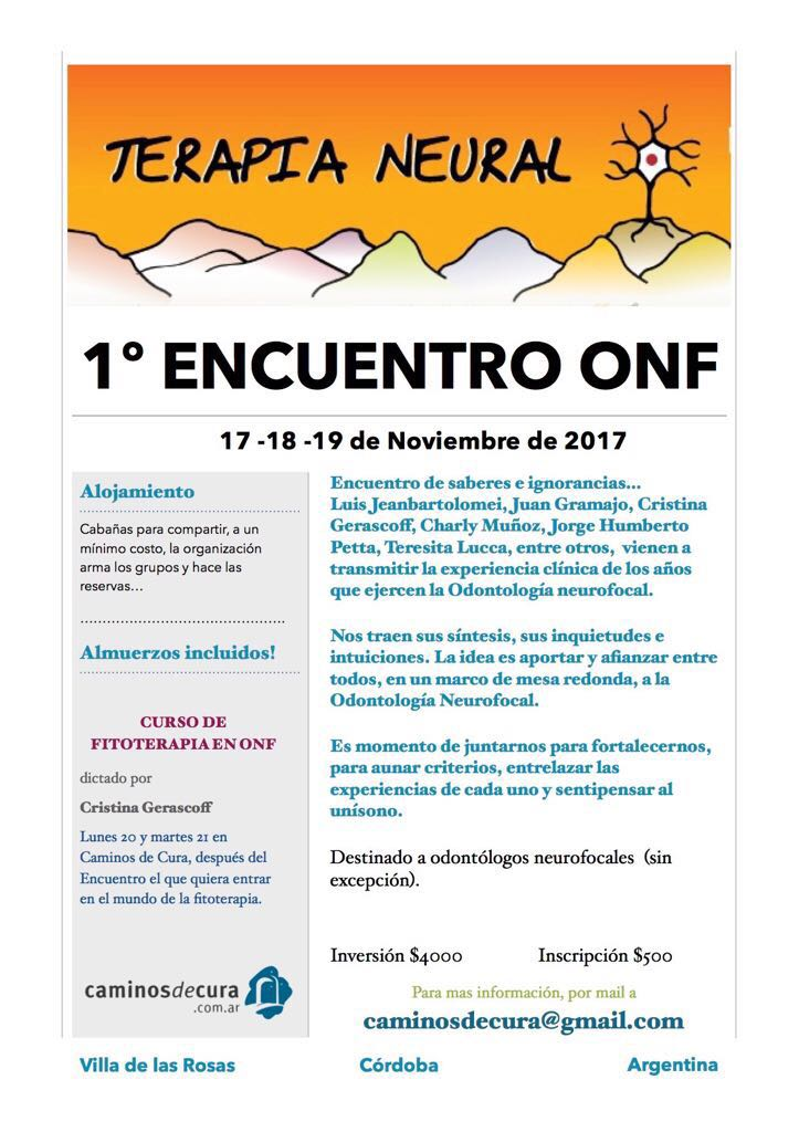 ENCUENTRO ONF ARG 17